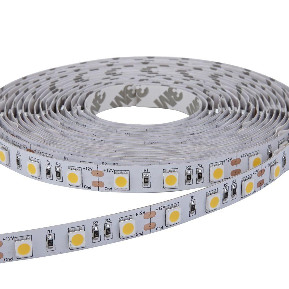Strisce LED 5 metri Bianco Ultra Freddo
