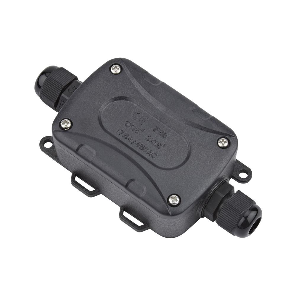 Scatola di Derivazione Impermeabile IP65 125x59x32mm