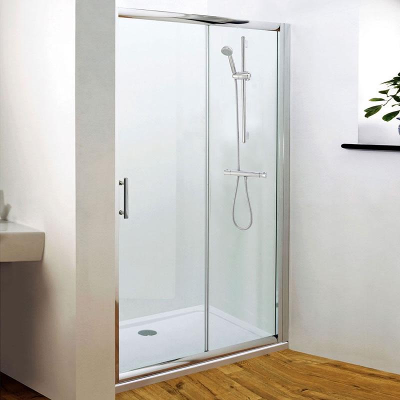 Porta Doccia Scorrevole 1100 x 1850mm