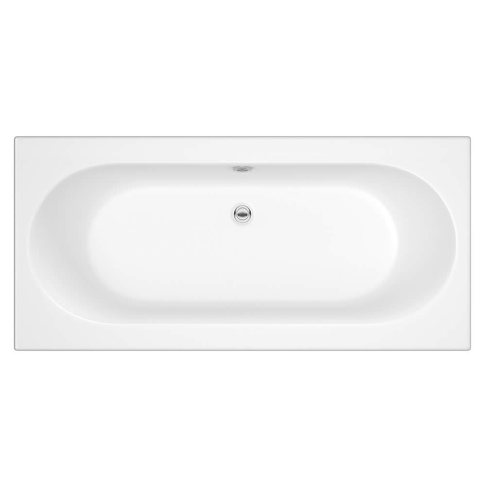 Vasca da bagno rettangolare 1800x800mm senza pannello vasca - Pannelli vasca da bagno ...
