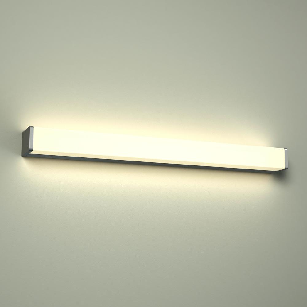 Luminaria Murale LED Curva per Stanza da Bagno - Omedeo
