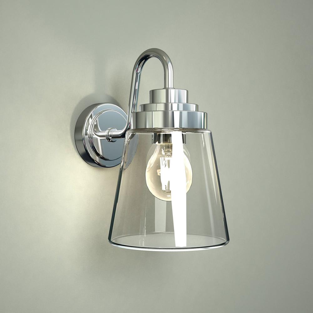 Applique Murale LED Design Quadrato per Stanza da Bagno - Yogo