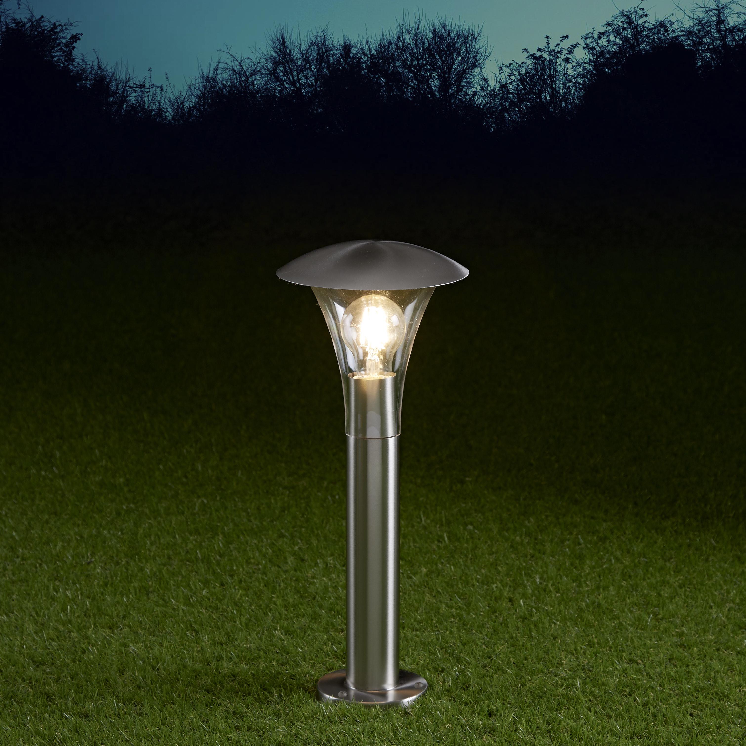 Paletto LED da Esterno 6W in Acciaio Inox 450mm - Cholet