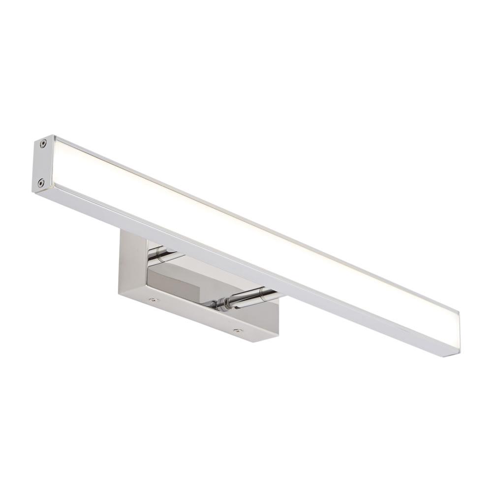 Biard Applique Pensile Inclinabile Quadrato LED per Specchio LED 13W - Parade