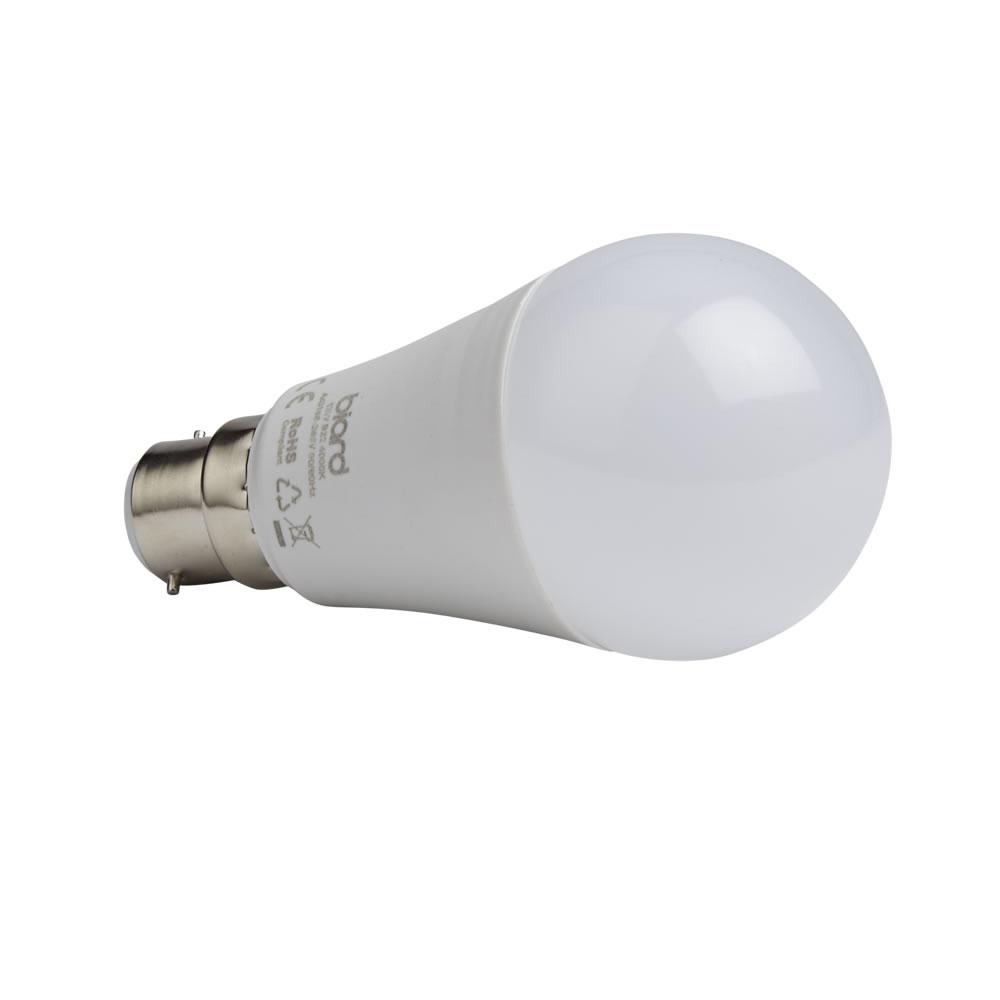 Biard Kit con 6 Lampadine LED B22 Dimmerabile 12W