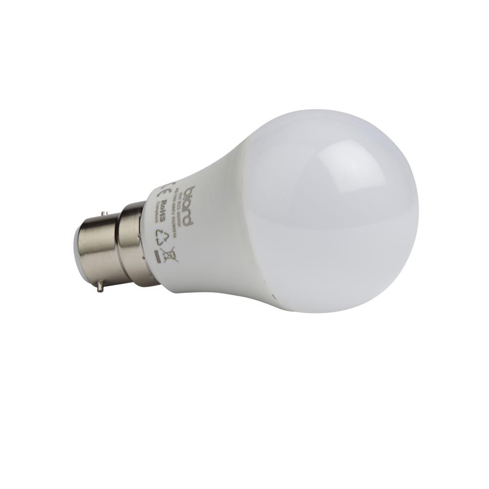 Lampadina LED B22  Non Dimmerabile 5W