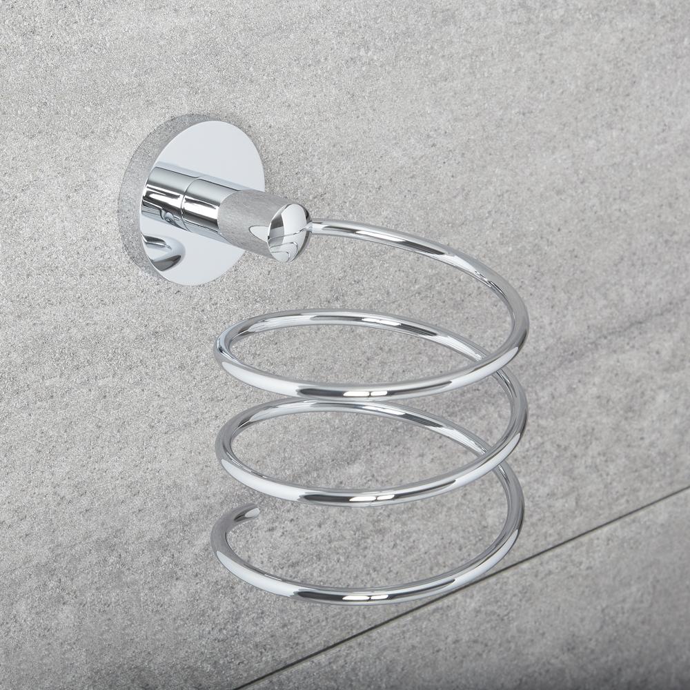 Supporto Porta Asciugacapelli Murale