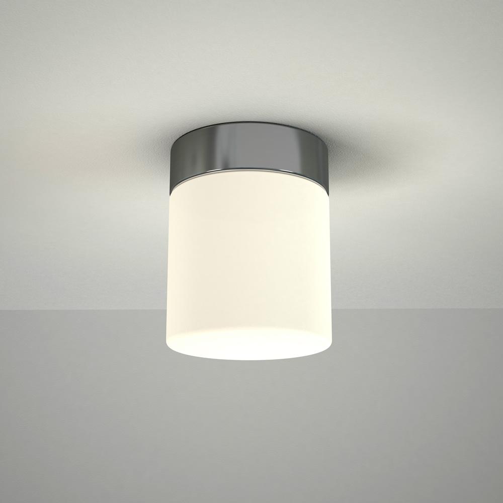 Plafoniera LED da Soffitto Tondo F100 per Stanza da Bagno - Tahoe