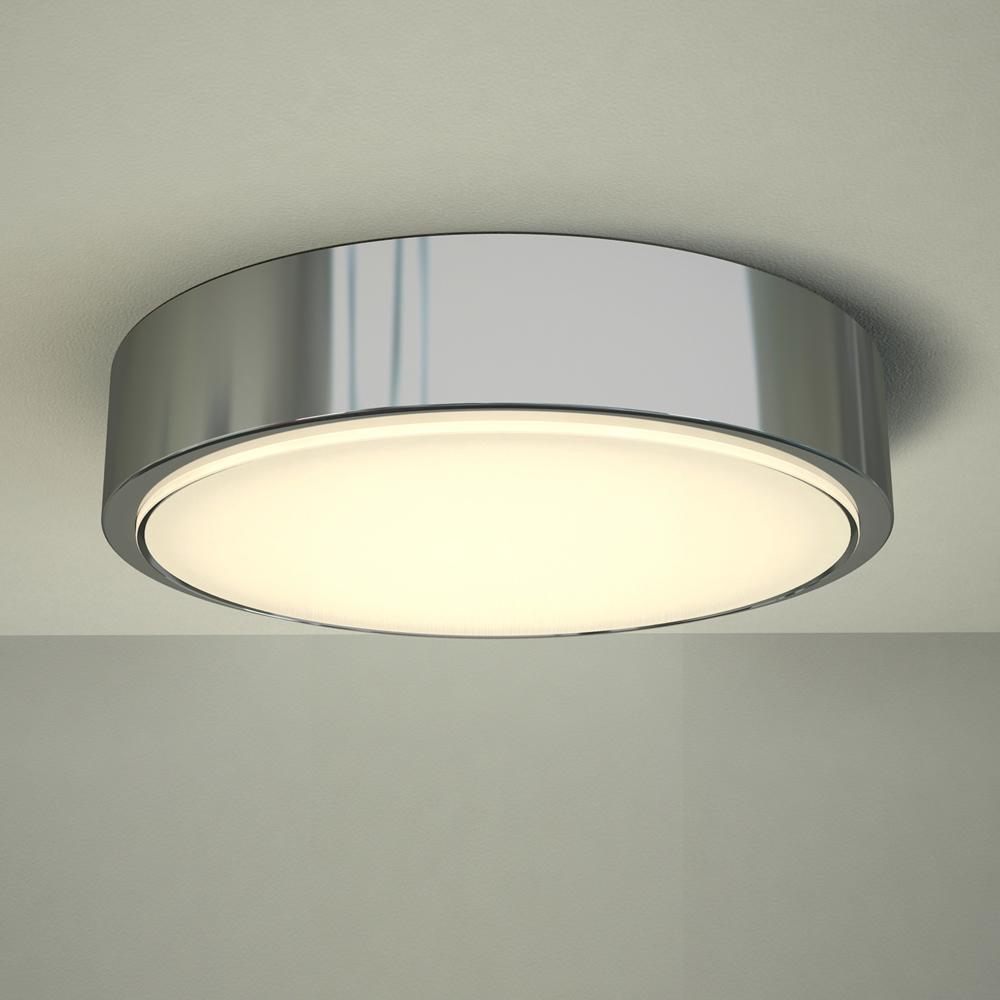 Plafoniera LED da Soffitto Circolare per Stanza da Bagno Ø284 - Zell