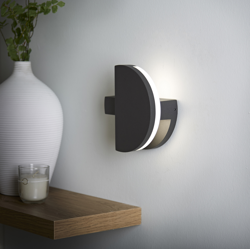 Applique LED Murale Circolare - Janga