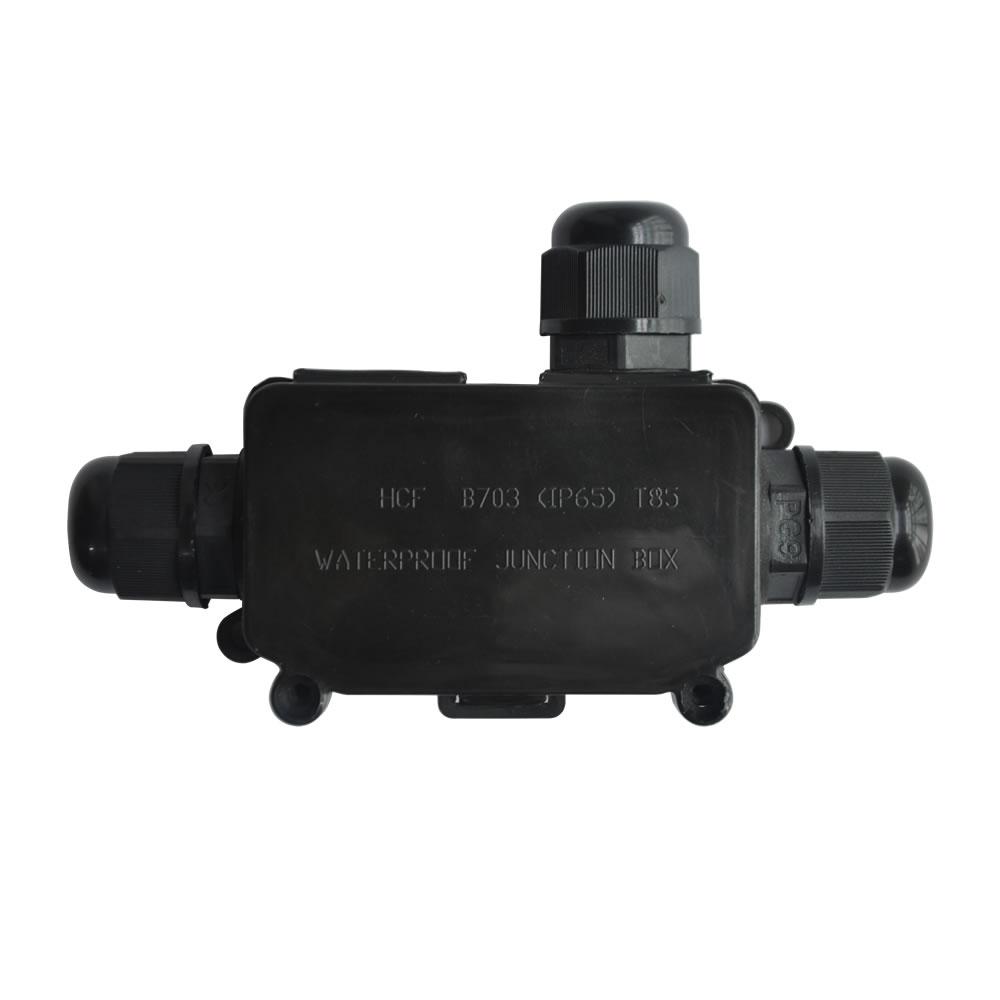 Biard Scatola di Derivazione Impermeabile IP65 140x80x32mm