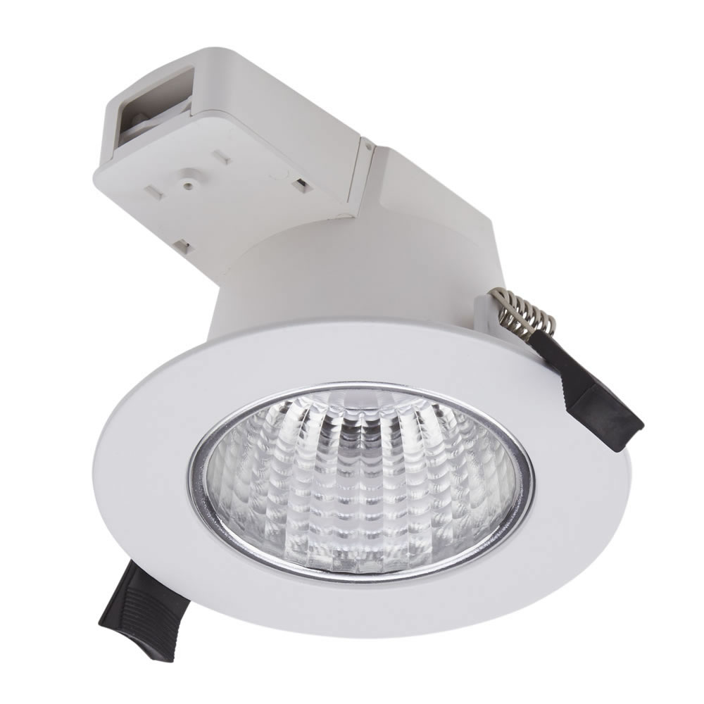 Biard Faretto Downlight LED 6W Impermeabile IP54 Dimmerabile
