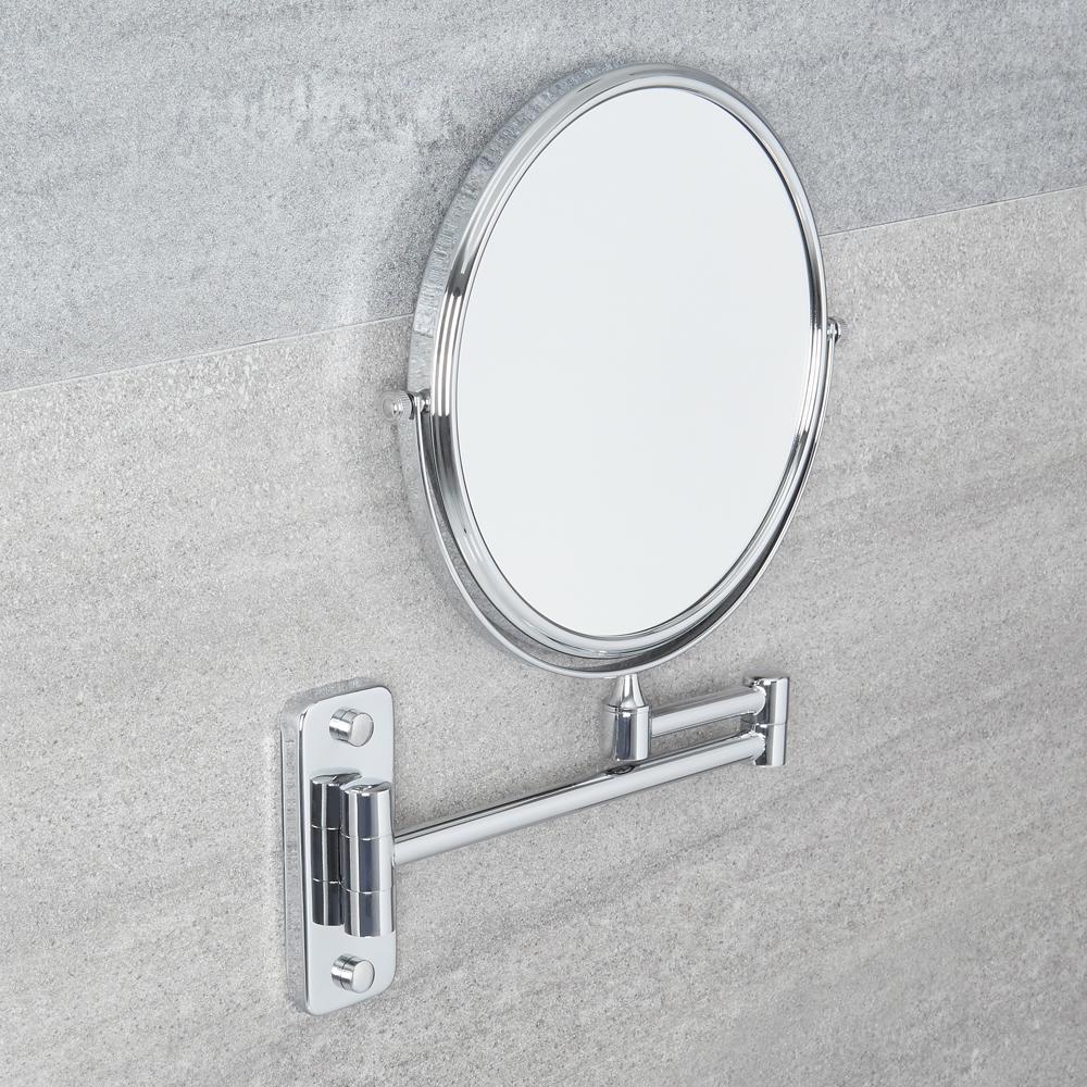Specchio Bagno Murale con Ingranditore