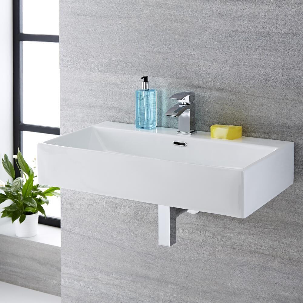 Edilbrick Srl Fiuggi (FR) » mobile-rigo-bianco-cm-85-lavabo-bagno ...