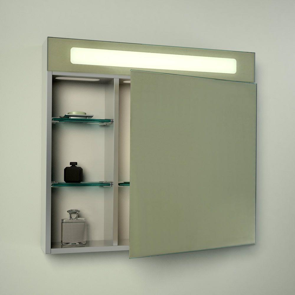 Mobile Con Gli Specchi.Mobile Con Led E Specchio Per Stanza Da Bagno Onega