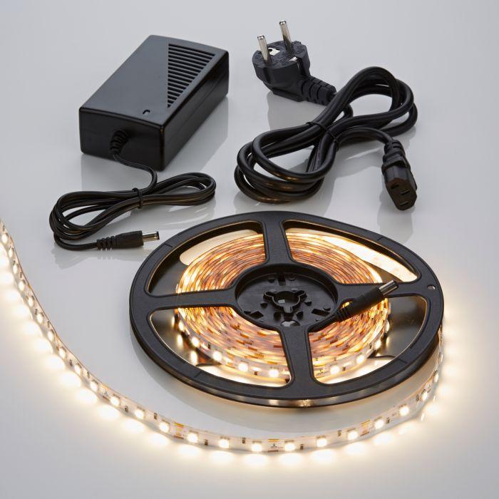 Biard Strisce LED 5050 Bianco Caldo