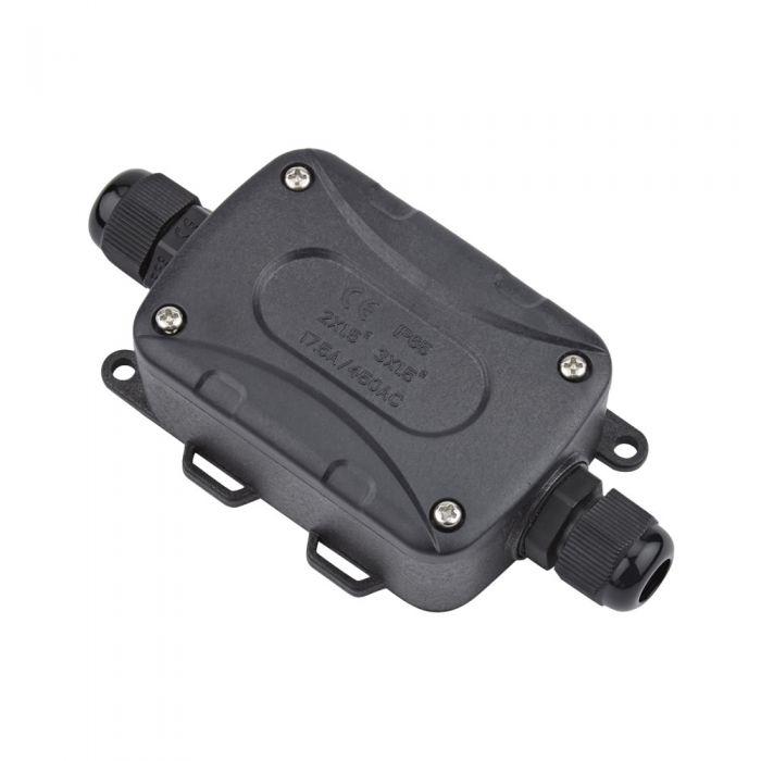 Biard Scatola di Derivazione Impermeabile IP65 125x59x32mm
