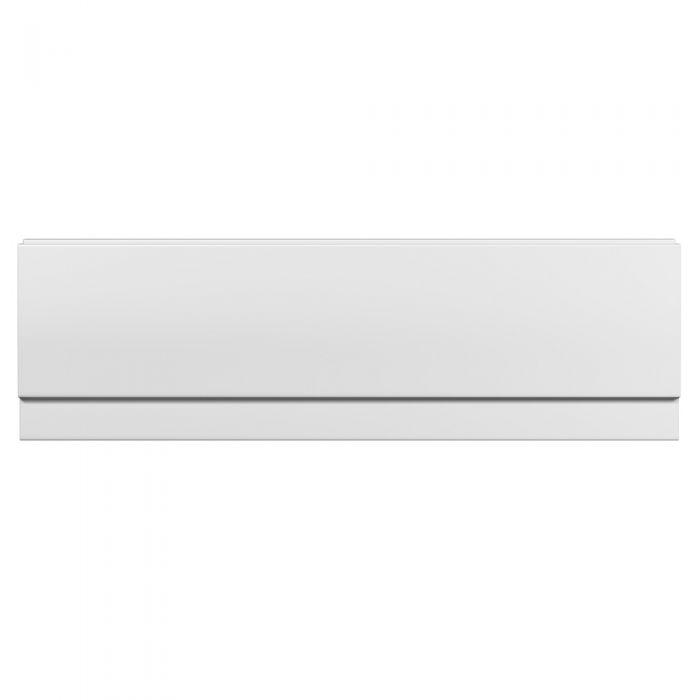 Pannello Vasca Frontale 1500mm Bianco Laccato