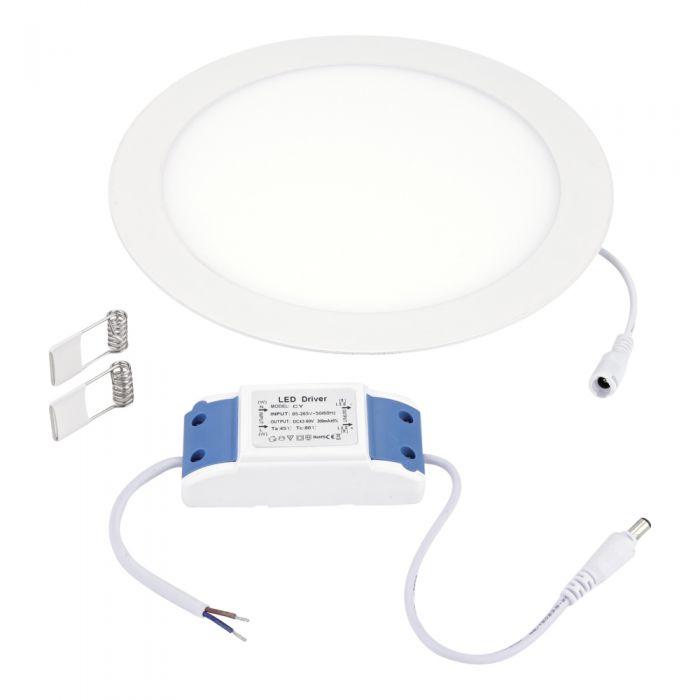 Biard Pannello LED Circolare 18W Equivalente a 90W