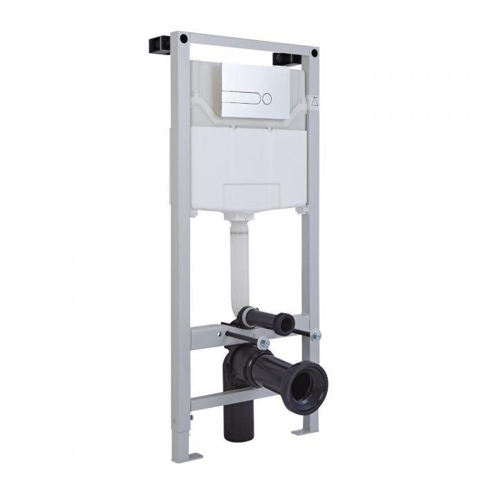 Telaio per Cassetta WC per Vasi Sospesi ad Incasso 1150x500mm