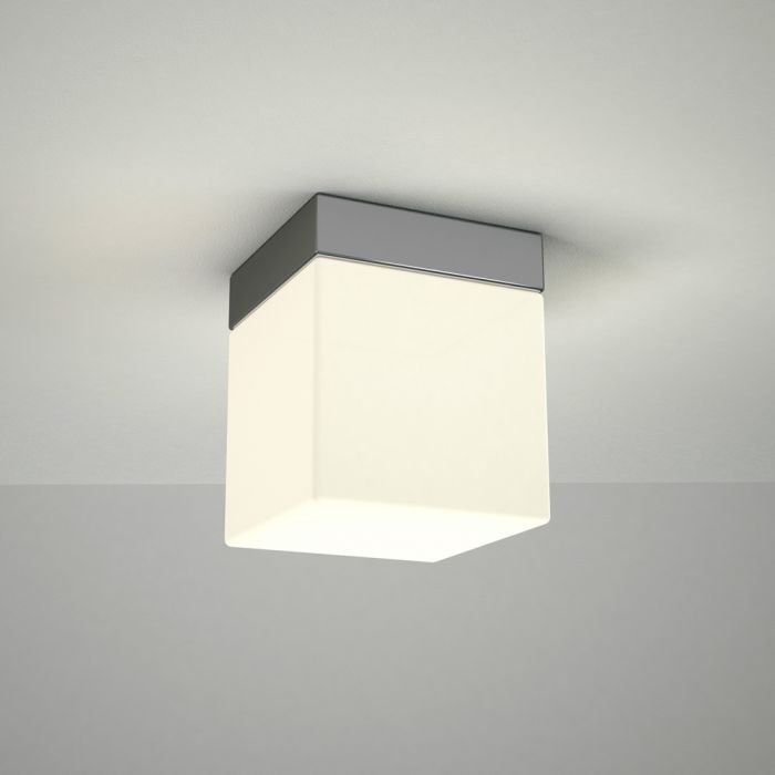 Plafoniera LED da Soffitto Quadrato per Stanza da Bagno - Omedeo