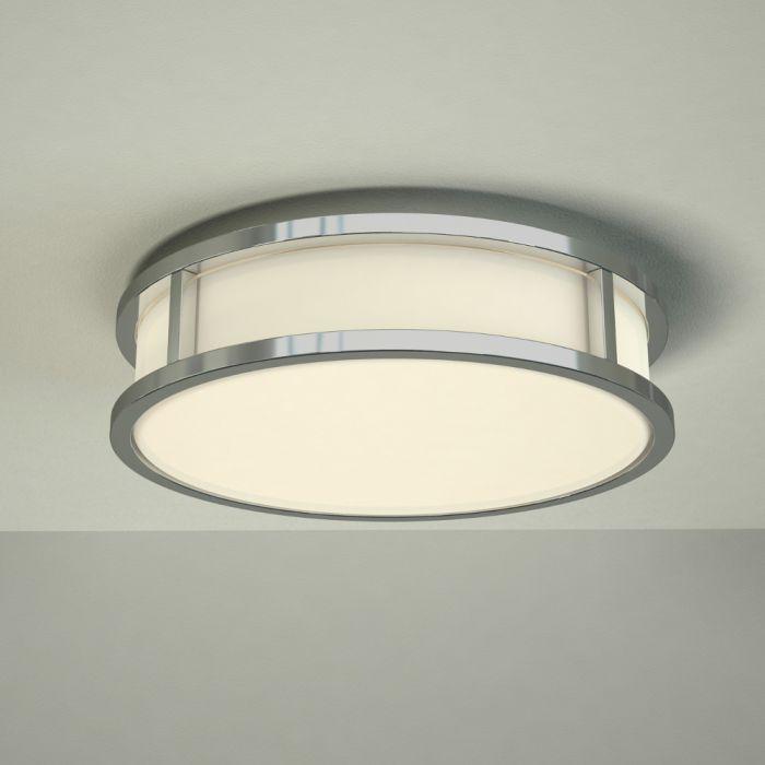 Plafoniera LED da Soffitto per Stanza da Bagno Ø250 12W - Nemi