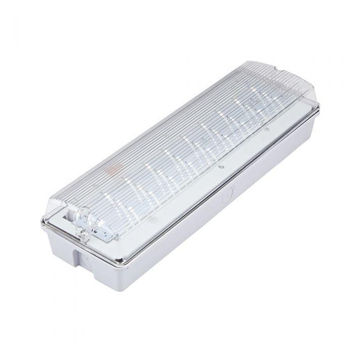 Biard Plafoniera Stagno Impermeabile con LED Integrati 4Watt