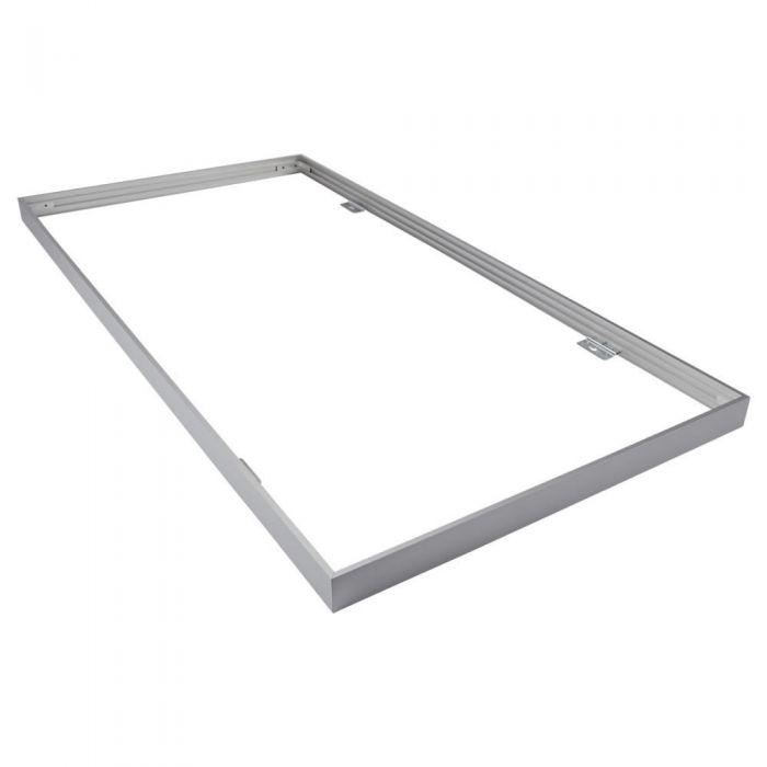 Struttura di Color Argento per Pannello LED da Soffitto 1200X600mm