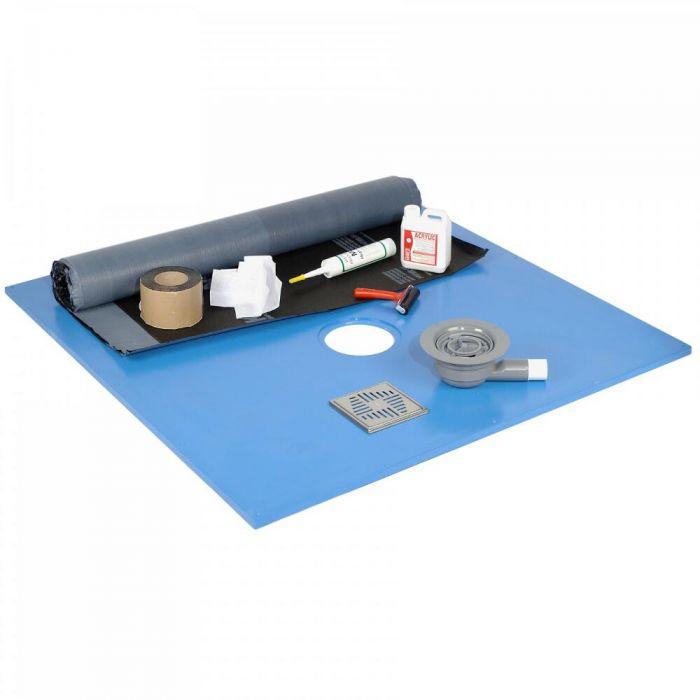 Kit di Impermeabilizzazione con Membrana Auto Adesiva 10m² - Hudson Reed