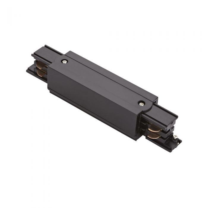 Biard Connettore Per Binario da Incasso con Sistema Trifase 180x50mm - Nero