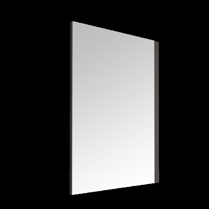 Specchio Bagno Murale 750x1000mm Colore Grigio Opaco - Newington