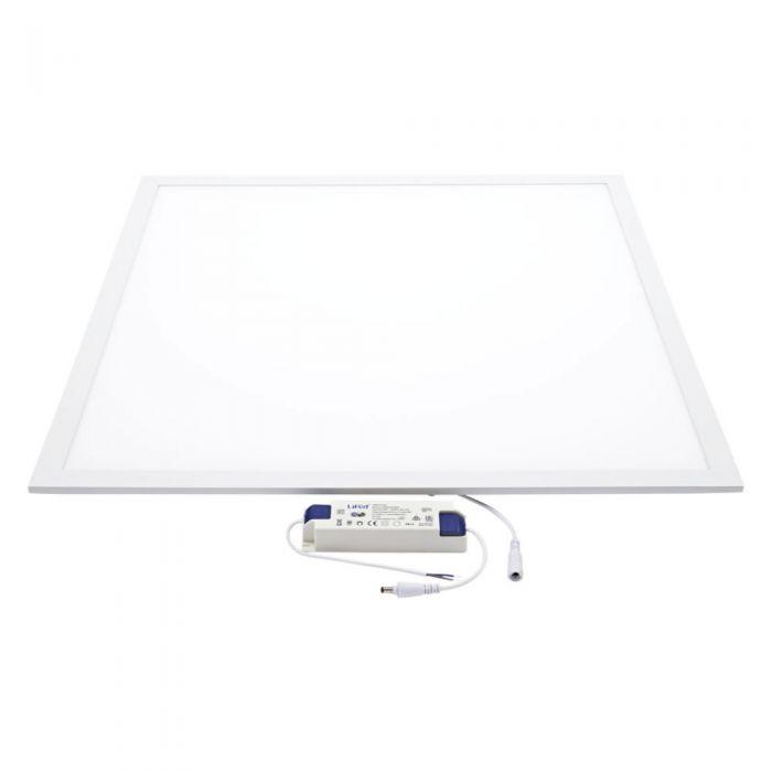 Biard Pannello LED 600x600mm Bianco Freddo 36W o Bianco Naturale 40W