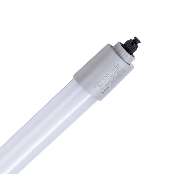 Biard Plafoniera Stagno 1300x78x53mm con LED Integrato 25W IP66 Impermeabile