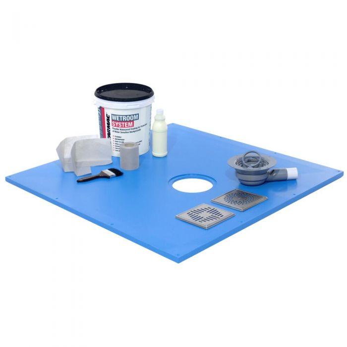 Kit Liquido per Impermeabilizzazione 10 m²  per Doccia e Doccia Walk-in  - Hudson Reed
