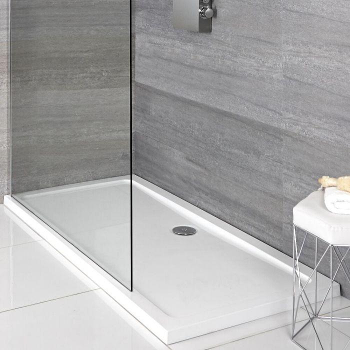 Piatto Doccia Rettangolare 1700x900mm Duco Stone