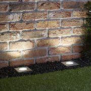 Biard LED da Incasso a Pavimento Quadrato - Vilanoveta