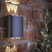 Applique LED Murale da Esterno Antracite IP54 6W - Olen