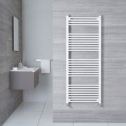 Radiatore Scaldasalviette Piatto - Bianco - 1500mm x 500mm x 30mm - 816 Watt - Etna