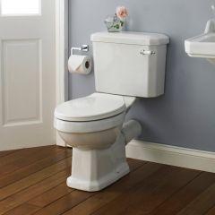 Sanitario Bagno WC con Scarico Orizzontale
