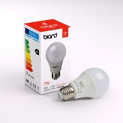 Biard Kit con 6 Lampadine LED E27 Dimmerabili 7W Dimmerabile