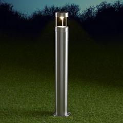 Biard Paletto LED da Esterno 5W in Acciaio Inox 600mm con Lampadina GU10 - Niort
