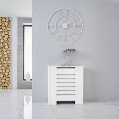 Copriradiatore Bianco Orizzontale 820mm x 780 x 190mm - Newham