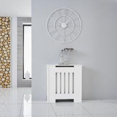 Copriradiatore Bianco Verticale 820mm x 780 x 190mm - Sutton