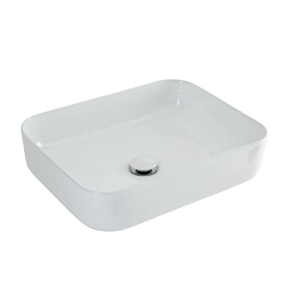 Piletta Per Lavabo Da Appoggio piletta di scarico click-clack per lavabi da appoggio