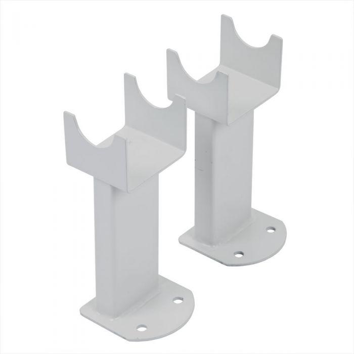 Piedini di Supporto per Radiatori Verticali  Revive, Sloane e Savy colore Bianco