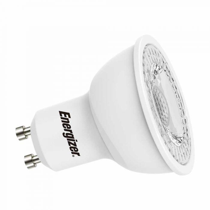 4 x Faretti Spot LED Energizer 5W GU10 - Energizer