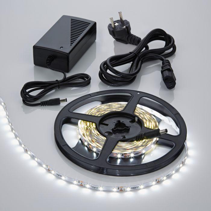 Biard Strisce LED 3528 5 Metri Bianco Freddo