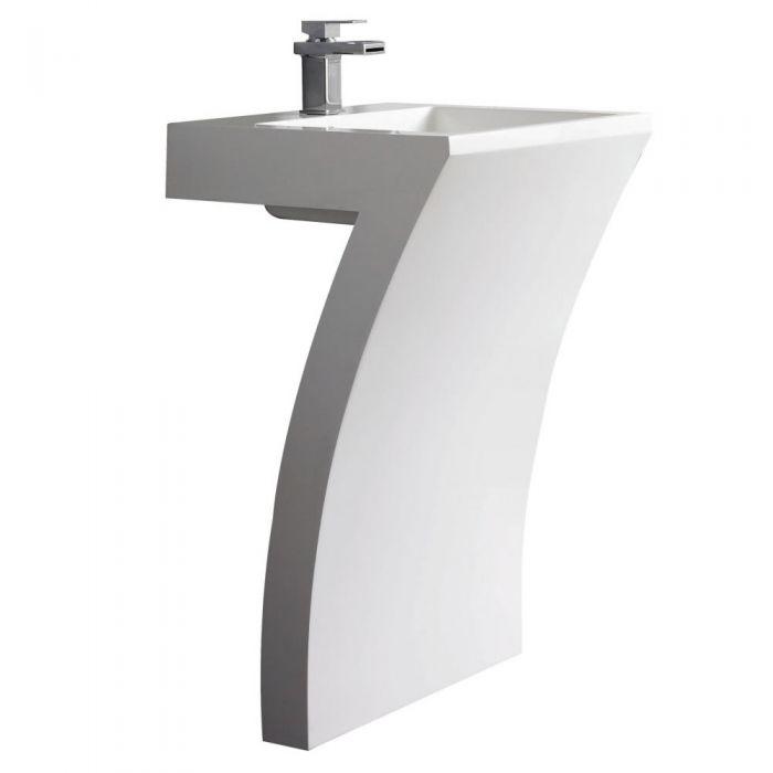 Lavabo su Colonna Numero 7