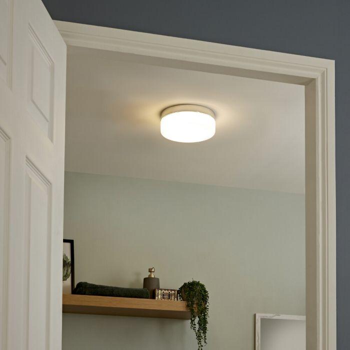 Plafoniera LED da Soffitto per Stanza da Bagno F230 - Tahoe