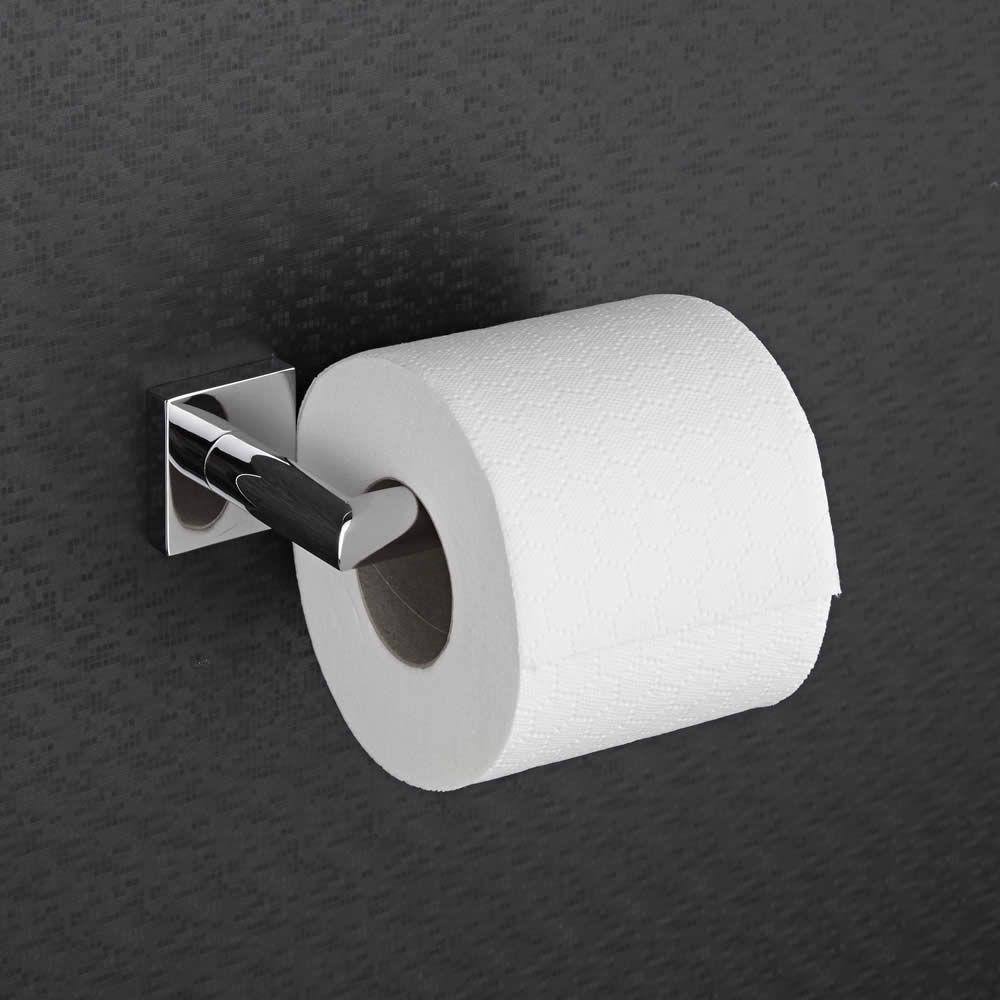 Porta rotolo carta igienica murale minimalista - Albero porta carta igienica ...